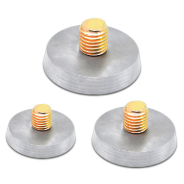 M16 Super Neodymium Threaded Bushing Magnets