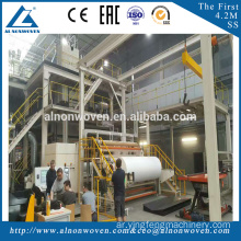 1600mm Single S non woven fabric making machine