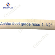 white food grade dairy suction hose 10 bar