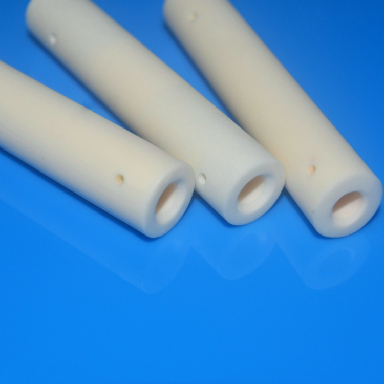 C799 alumina ceramic protection tube