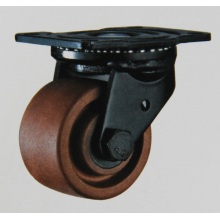 3'' heavy duty high temperature caster wheels