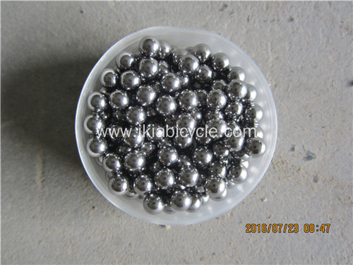 Carbon Steel balls 1/4 and 5/32 Inch