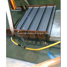 Heat Exchanger Core Test Pressure
