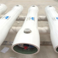 White FRP Shell for Brackish Water Desalination