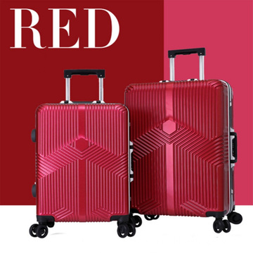 3pieces PC ABS trolley suitcase set luggage