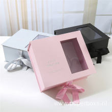 Certificated Printing Jewelry Magnetic Gift Packaging Box