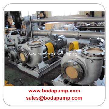 Single Stage Chemical Mixed Flow Pumps