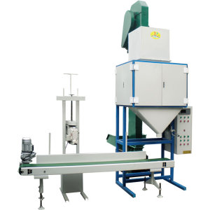 Rice Packing Scale with Elevator