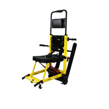 Electric folding climbing machine