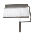 Stainless Steel Cheese Cutter with Wire Cutting Board