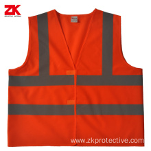 CE standard High visible safety clothing