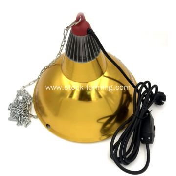 New type infrared animal heating lamp for pig