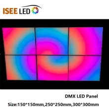 RGB SMD5050 DMX512 LED Panel Lamp