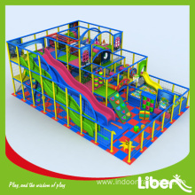10 Years manufacturer for Ocean Themed Indoor Playground Equipment, Kids Indoor Play Set Wholesale Indoor play structure equipment supply to Uruguay Manufacturer