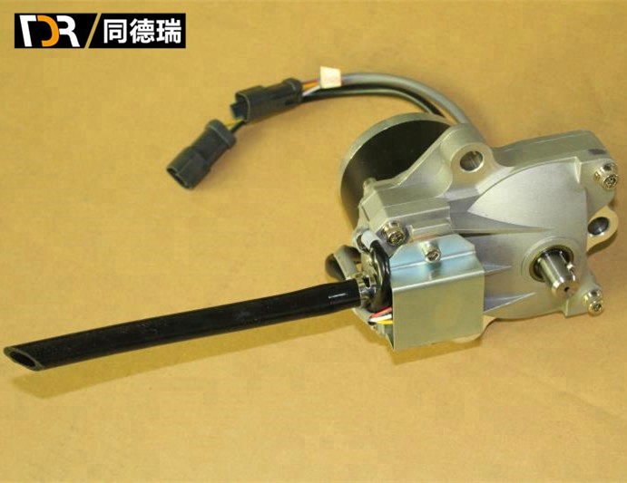 PC300-7-PC350-7-Throttle-Governor-Motor