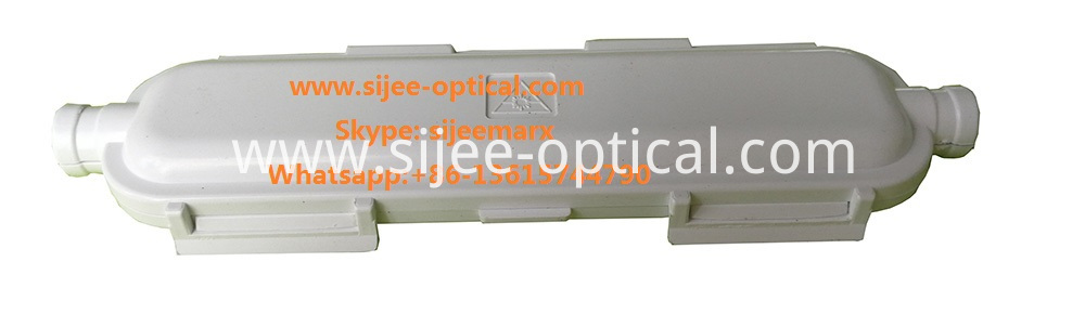 Fiber Optic Drop Cable Splicing Protective Box