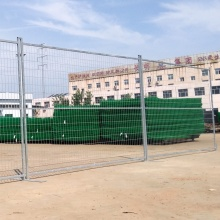 canada standard temporary portable yard movable fence