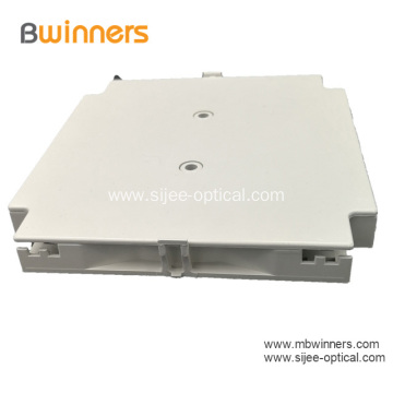 12 24 Port Fiber Optical Fusion Splice Tray