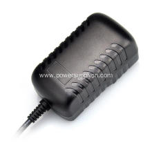 High Quality for Manufacturer For 24 Volt Power Adapter,24 Volt AC Power Adapter,24 Volt DC Power Adapter From China 24v 1a 1000ma Ac Dc Power Adapter export to Italy Supplier