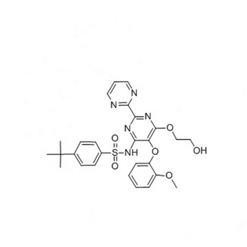Endothelin Antagonists Bosentan CAS 147536-97-8