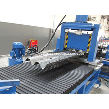 China for W Beam Highway Guardrail Forming Machine Three Waves Highway Guardrail Machine export to Estonia Importers