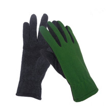 Herbst Winter Saison Mode Damen Fleece Handschuhe