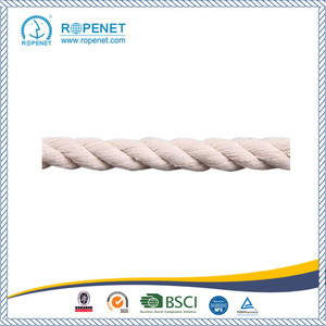 Short Lead Time for for  Good Price Natural Cotton Rope Hot Sale supply to Cape Verde Factory