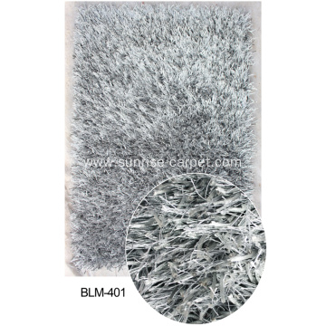 Polyester Shaggy Carpet for Home