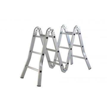 Aluminum stable 3 step  ladder