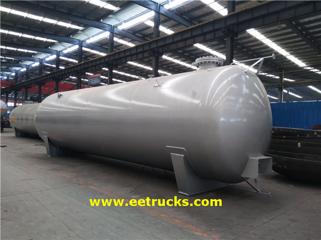 Domestic Bulk LPG Tanks