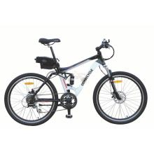 26 Inch Suspension Mountain E Bike