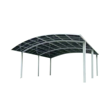 Rotating Car Garage Roofing Shed Roof Canopy Material