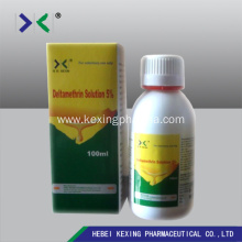 Animal Deltamethrin 5% Solution
