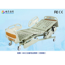 Hospital multifunction electro ICU bed