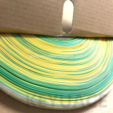Good Quality for Thin Wall Heat Shrink Tubing Yellow and Green Waterproof Sleeve Heat Shrink Tubings export to United States Factory