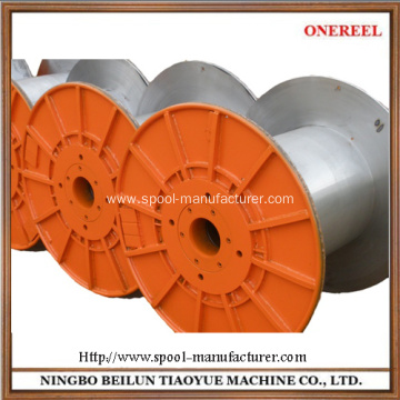 Big discounting for Large Spools For Wire Particularly resistant wire reel export to Japan Wholesale