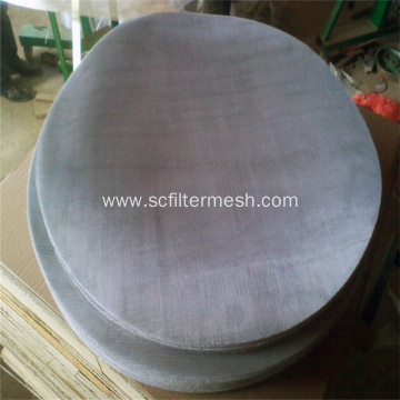 10-600 Mesh Stainless Steel Wire Mesh for Filter
