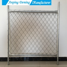 Galvanized PVC Coated Chain Link Fence