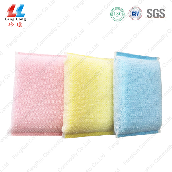 Soft stunning sponge kitche cleaner