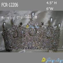 Pearl Full Round Pageant Crowns
