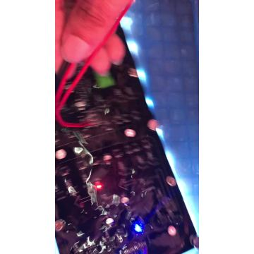 P3P4P5 flexibles LED-Display-Modul
