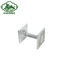 Galvanized Screw Pole Anchor