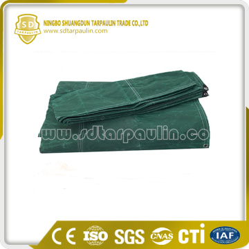 Chemical Treated Mildew Resistant Polyester Canvas Tarps