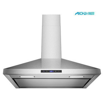 30 Wall Mount Range Hood With LED Light