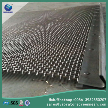 SS304 Vibrating Screen Wire Mesh for Filtering