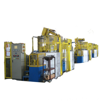 Metal Mould Gravity Casting Machine