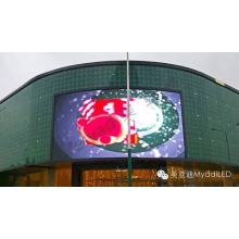 led display screen  advertising P10mm high resolution