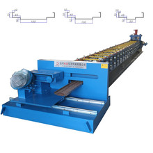 ISO CE Certified door frame roll forming machine