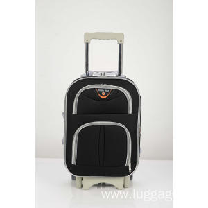 Supply for  Expandable travel fabric luggage export to Macedonia Exporter