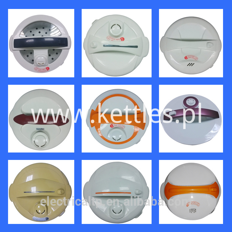 Drum type rice cooker with keep warm function